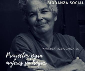 Biodanza Social- Proyectos para Mujeres sin Hogar